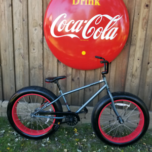 "Moose 26"" FAT Tire Bike Great Shape Bicycle"
