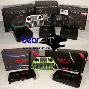 Brand New Android TV Boxes with KODI/xbmc NO MORE MONTHLY BILLS