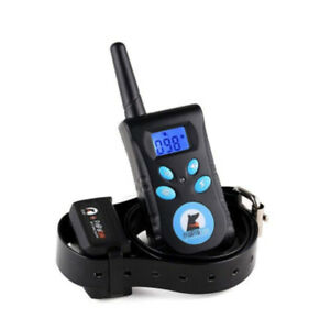 Pet Shock Collar with Remote - 500 Yds