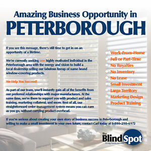 Too young to retire? A dealership opportunity in Peterborough