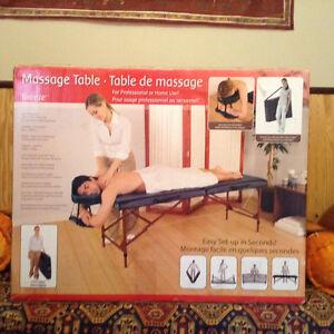 Table massage portative Lac-Saint-Jean Saguenay-Lac-Saint-Jean image 1
