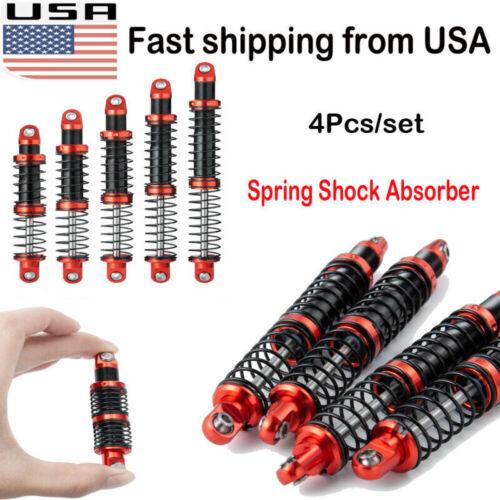 adjustable spring shock absorber damper for rc