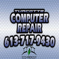 Turcotte Computers, your PC and laptop repair specialist!