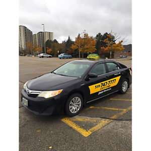 TAXI PLATE FOR SALE - $135,000 (KITCHENER, ON)