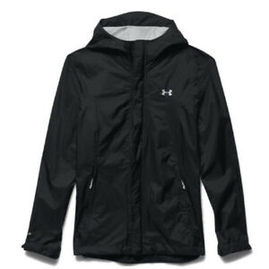 Brand new women's waterproof hooded jacket by UnderArmour