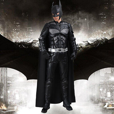 Batman The Dark Knight Rises Cosplay Kostüme costume Halloween Film Movie Bruce