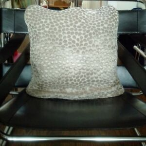 decorative throw cushions - 4 in total