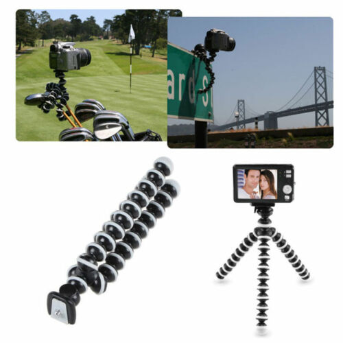 Купить Unbranded/Generic - Flexible Octopus Tripod Stand Gorilla Pod For Universal Phone GoPro Camera DSLR