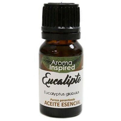 Aceite Esencial de Eucalipto 10 ml 100% Puro y Natural Aromaterapia Masajes