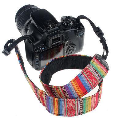 Camera Shoulder Neck Strap Belt For SLR DSLR Nikon For Canon For Sony