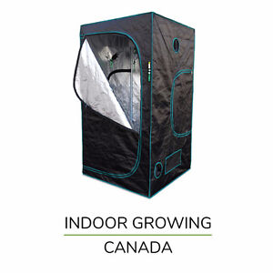 Mars Hydro Grow Tents for Indoor Hydroponic and Soil Growing