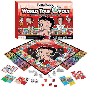 "Betty Boop Figure Bag Wallet Puzzle Game ""KAYY'S COLLECTION"
