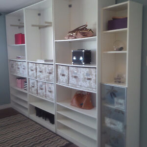 Pax wardrobe unit from Ikea. Gently used and in great condition