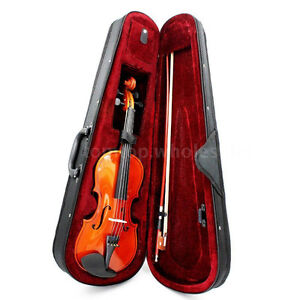 3/4 Size Violin Fiddle Basswood Steel String Arbor Bow BRAND NEW Kitchener / Waterloo Kitchener Area image 3