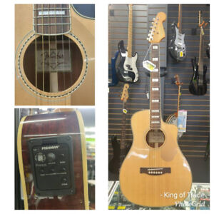 Fender California Series Guitar - King of Trade