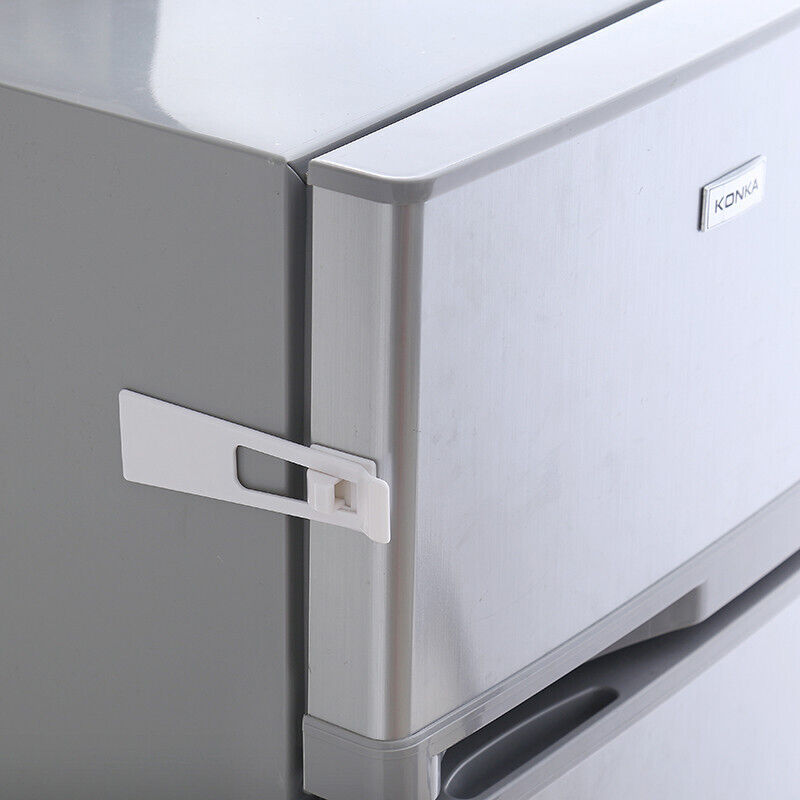 Child Safety Lock Refrigerator Cabinet Lock for Baby Security Safe ProtectiYYDC