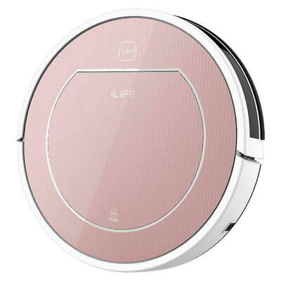 ILIFE V7s Pro Robot Vacuum Cleaner Self-Charge Wet Mopping for Wood Floor