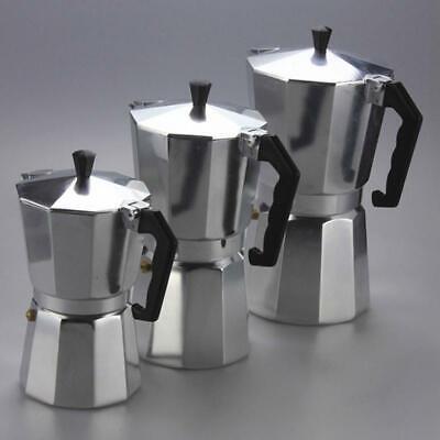 Aluminum Italian Moka Espresso Coffee Maker Percolator Stove Top Pot 2 3 Cups 2 Pot Coffee Maker