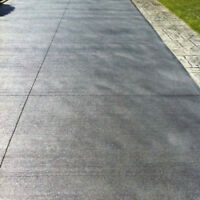 RESIDENTIAL CONCRETE SPECIAL!!!