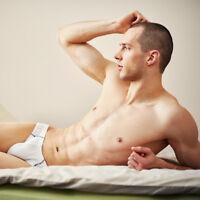 Massages pour hommes - MONTREAL - Massages for Men