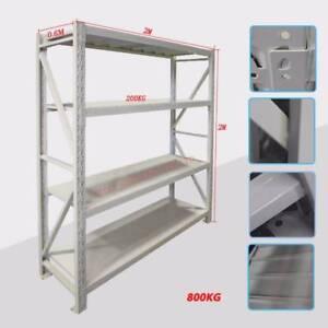 NEW HD Longspan  Warehouse Racking Storage Shelving Rack Garage