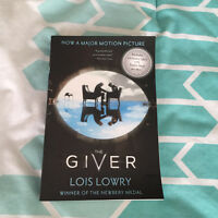The Giver- by Lois Lowry (Paper pack)