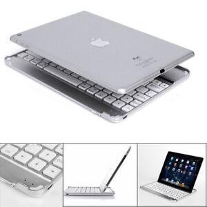 Etui Boitier Cover Case Stand en Aluminum iPad 2 3 4 Mini Air