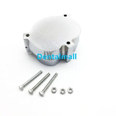 Dental Lab Equipment Aluminum Duplicating Flask For Resin Teeth Partial Dentures