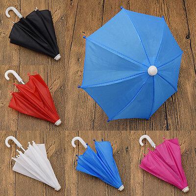 "DIY Toys Multicolor 18"" American Girl Doll Umbrella Kids New Doll Accessories"