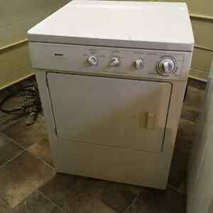KENMORE FULL SIZE STACKABLE WASHER/DRYER London Ontario image 2
