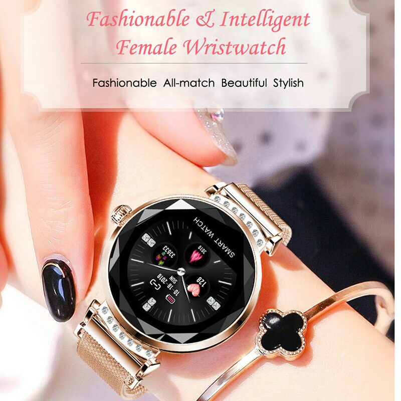 H2 Physiological Reminder Lady Smart Watch Wristband Heart R