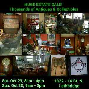 Huge estate sale Lethbridge  Oct 29 30 Regina Regina Area image 2