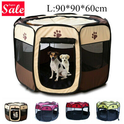 large pet dog cat tent playpen exercise