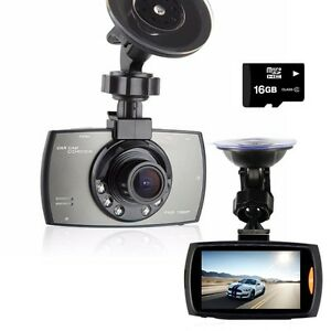 New - Car or Truck G30 HD Camcorder 16 GB