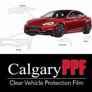 Paint Protection Film. Auto Tint and Wraps. (403) 891-5980