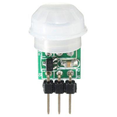 Mini Ir Infrared Pyroelectric Pir Body Motion Human Sensor Detector Module M5i9