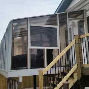 Affordable Sunrooms and Greenhouses.