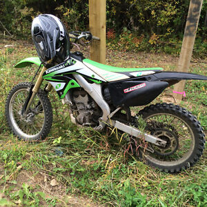 2006 kx250f for sale OR TRADE!!!! (REDUCED!!!!!!)
