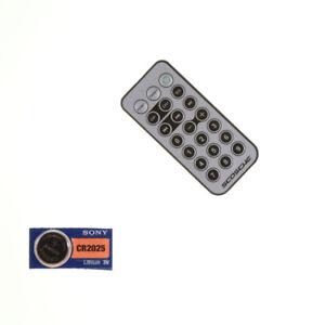 Scosche remote control for car Audio