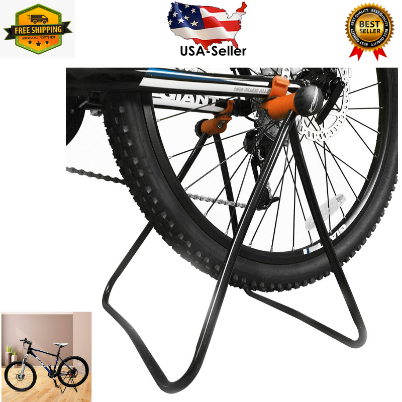 Bicycle Trainer Stationary Bike Cycle Stand Indoor Exercise