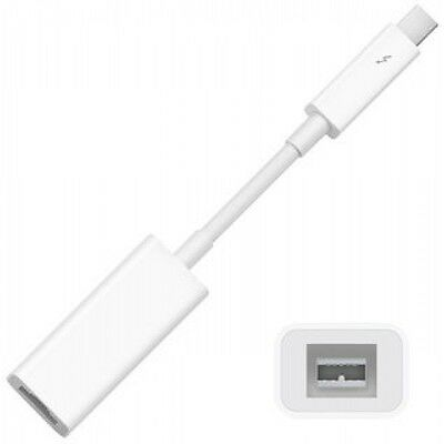 Apple Thunderbolt to Firewire Adapter NEW OEM