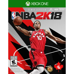 NBA 2K18 Xbox One Game