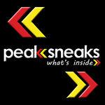 PeakSneaks Whats Inside