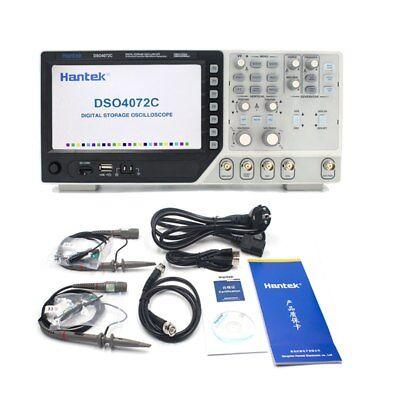 Oscilloscope 2 Ch 70mhz Digital Portable Lcd Diagnostic-tool 1gsas Sample Rate