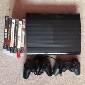 PS3 + Games & Controllers