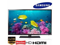 "42"" INCH ULTRA SLIM SAMSUNG LED FULL HD TV WITH BUILT IN FREEVIEW #DELIVERY IS POSSIBLE#"