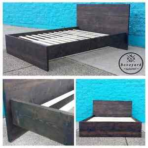Top Quality Reclaimed Wood Bed - $1400