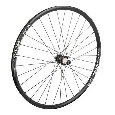 DT R500 Disc 32h Black 700c Bike Bicycle Cross Rear Wheel 12 x 142mm Tubeless