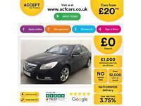 Vauxhall Insignia 2.0CDTi SRi FINANCE OFFER FROM £20 PER WEEK!