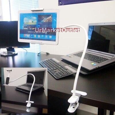 """26"""" Arm 360 Table/Desktop/Lazy Bed Tablet Mount Holder Stand"""